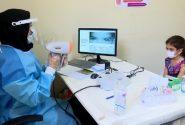 اجرای طرح پیشگیری از تنبلی چشم در هرمزگان