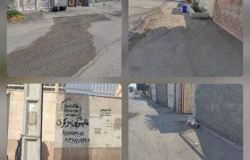 جمع آوری زباله در شهر میناب به حال خود رها شده است